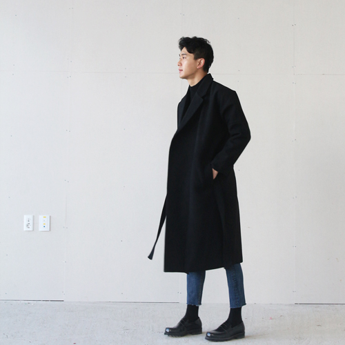 LUSIO OVER GOWN COAT