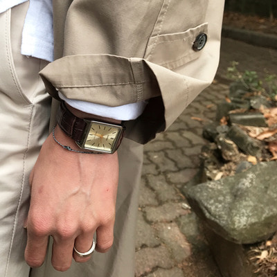 CASIO SQUARE WATCH
