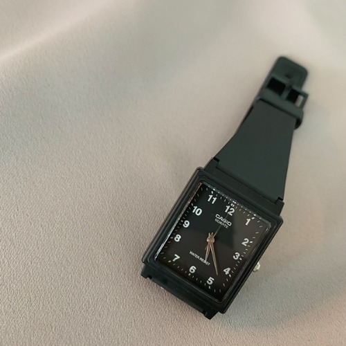 CASIO . mini watch